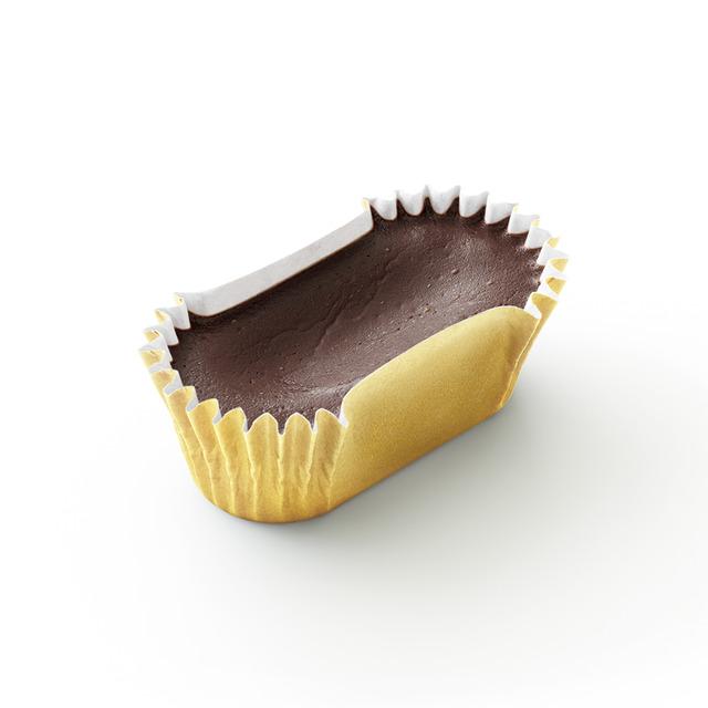 ひんやりドルチェ なめらかショコラ ハイカカオチョコレート使用