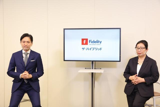 沼田特任教授と久保田 誉氏によるトークセッション
