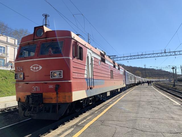 2シベリア鉄道車輛