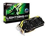 MSI N680GTX Lightning L グラフィックスカード NVIDIA GeForce GTX 680搭載、Twin Frozr IV、OC仕様 日本正規代理店品 VD4963