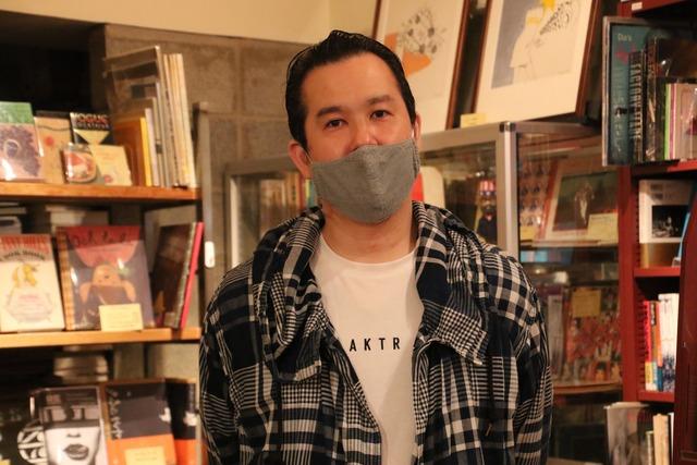 Flying Books オーナー 山路和広氏