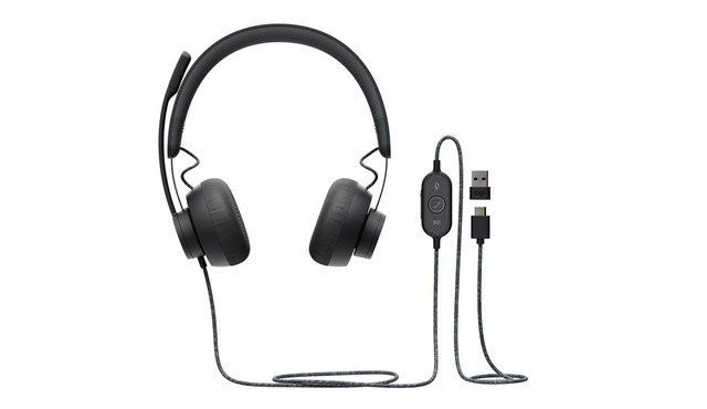 """Photo of Logitech introduces business USB headset """"Logitech Zone Wired"""" for web conferencing and telework"""