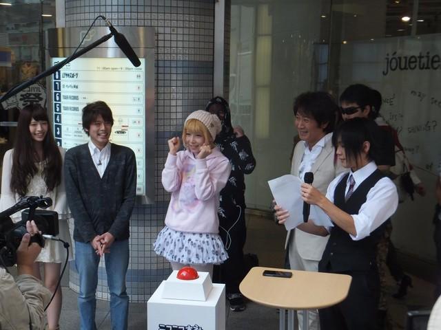 ニコラジの日替わりアシスタント、みるきぃぬさん、茸さん、カミィさんが特別ゲストとして登場