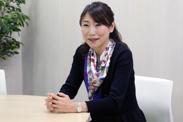 日本ノハム協会 代表理事 神田尚子氏