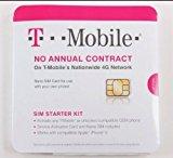 米国 T-Mobile Nano SIM Starter Kit (Nano SIM)