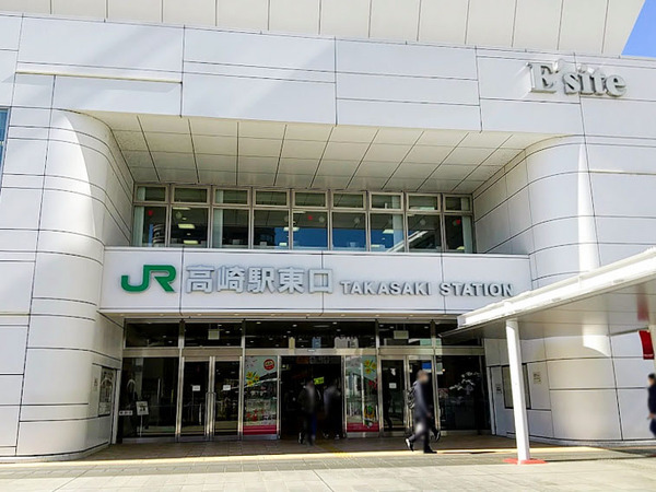 高崎駅東口1