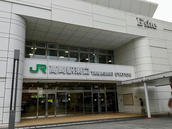 高崎駅東口