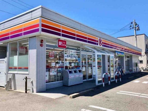 ついに!新潟最後の『サークルK』が消える!!西区坂井東にある『サークルK新潟坂井輪店』が閉店するらしい。