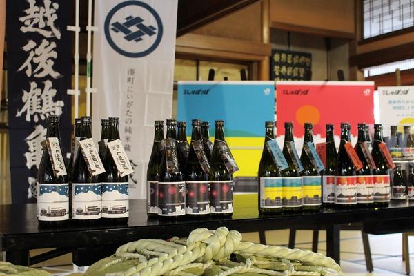 待ってましたの『新酒』の季節!新商品も登場!『新潟しゅぽっぽ  新酒・新商品発表会』開催。新酒に料理のふるまいも!新潟駅『km-0 niigata lab』で開催。12月14日。