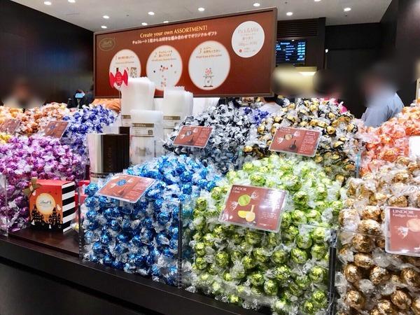 新潟初上陸!ついにオープン!万代『ビルボードプレイス』にオープンした『リンツ ショコラ カフェ ビルボードプレイス店(Lindt Chocolat Cafe)』に行ってみた。