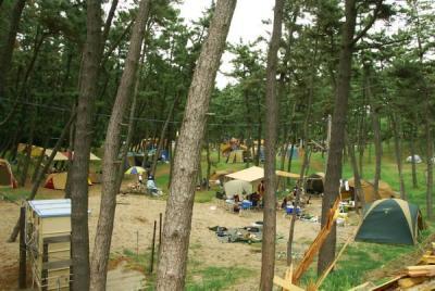 角田キャンプ