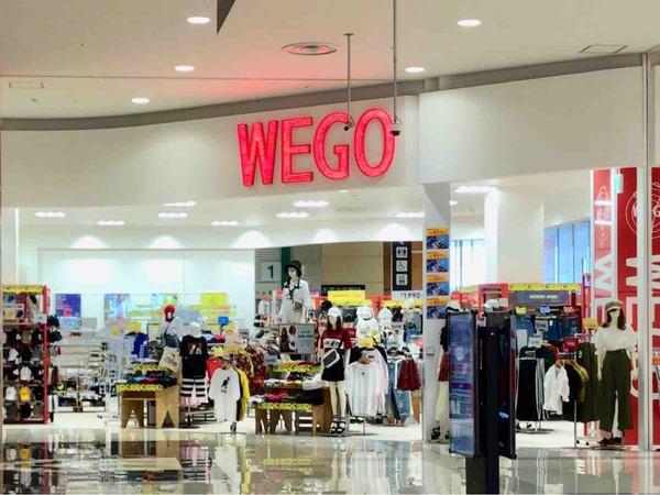 『イオンモール新潟南(亀田イオン)』にある人気ブランド『WEGOイオンモール新潟南店(ウィゴー)』が閉店するらしい。