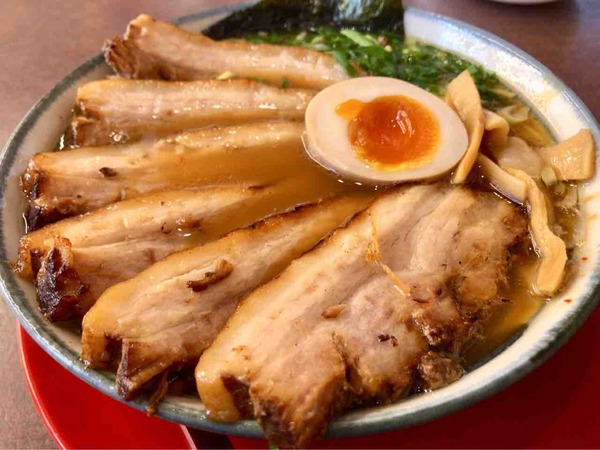 東区粟山にあるラーメン店『麺や だしだ』で『だしだ醤油チャーシュー』『にぼし醤油』『だし担々麺』『ミニちゃーしゅー丼』食べてみた。