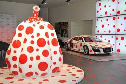 世界的アーティストが車メーカーとコラボした結果wwwwwwwwwwwwwww