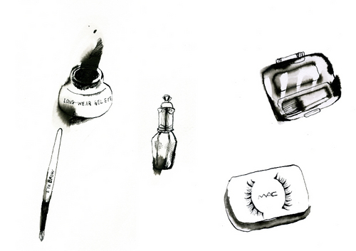 メイク道具