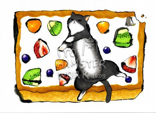 ロールケーキ2sa