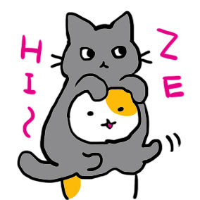 catcatcat_rakugaki