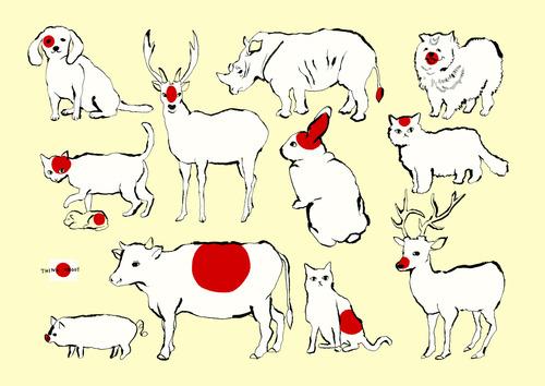 日本の動物