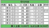 ジャパンC結果