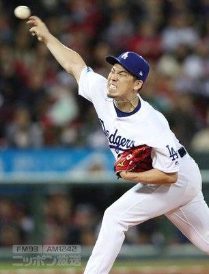 ドジャース・前田日本人メジャーリーガーで唯一日米野球に参加した本当の理由