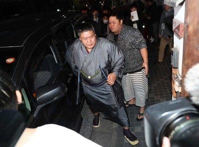 日本相撲協会貴ノ岩の引退届受理芝田山広報部長が明かす