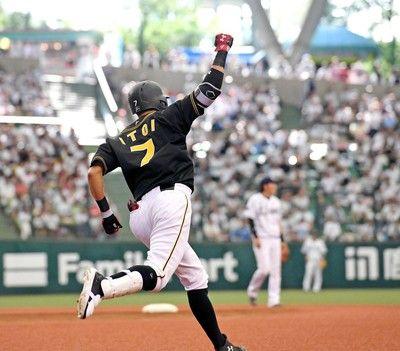 阪神・糸井、球宴に強行出場!骨折完治せぬまま…出場停止を回避のため