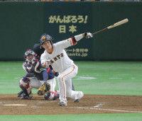 【巨人】6年ぶり8連勝打線爆発16安打11点坂本勇は4の4で首位打者浮上