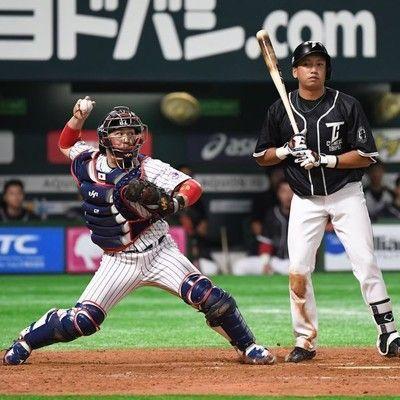 台湾の盗塁王が見た甲斐キャノン「僕も被害者になった」