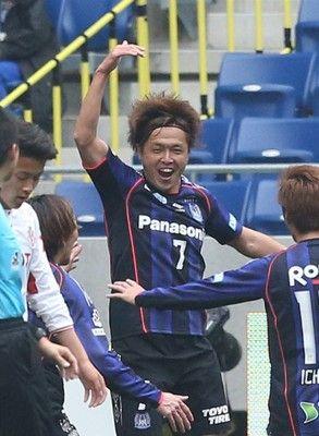 G大阪38歳遠藤と契約延長へ!チームの軸として絶大の信頼感