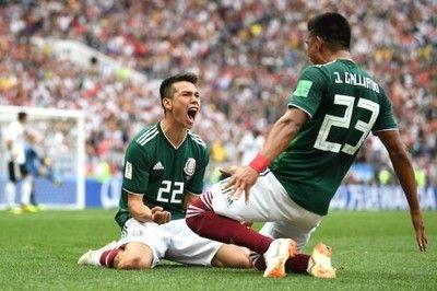 王者ドイツまさかの黒星発進…メキシコが鮮やかカウンターからロサノ弾で勝利!