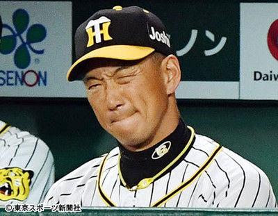 金本阪神が今季ワースト借金12でCS進出黄信号 「いっそ最下位に」と関係者