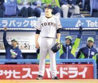 【巨人】菅野、プロ初開幕連敗「結果が欲しい」