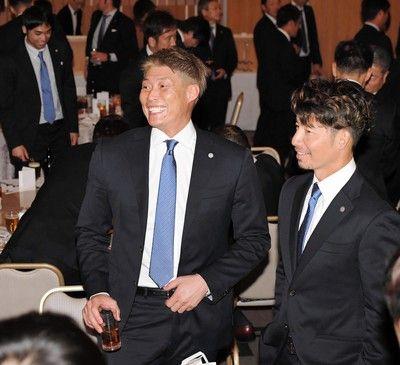 阪神・鳥谷矢野監督の所信表明聞き「言われたとおり頑張ります」