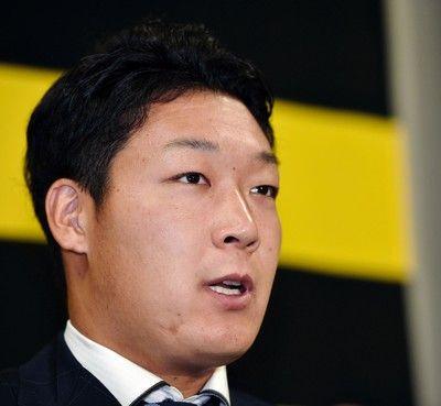 阪神・大山、球団からは「来季は中心となれるように」【一問一答】