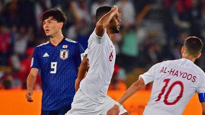 日本、悲願のアジア王者奪還ならず…カタールが歴史的なアジアカップ初優勝