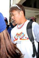【中日】松坂は2週間ノースロー名古屋で受診「右肩に炎症が残っている」