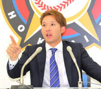 【日本ハム】杉谷が「杉谷拳士野生化計画」を提唱カンガルー打法取得へ年末から渡豪