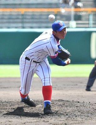 下関国際、山口県勢55年ぶり夏3勝エース鶴田が完投勝利