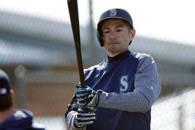 【MLB】イチロー、新打撃フォームで左中間へ柵越え同僚は感嘆「すげえ力だな!」