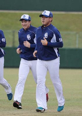 松坂は右肩炎症ノースロー調整継続へ中日が検査結果発表
