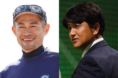 【MLB】高橋由伸氏、イチローに感嘆「全然変わらない」「1つ、2つ、3つ先にいる天才」