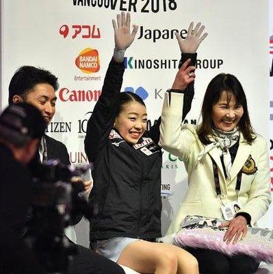 紀平梨花、真央以来、13年ぶりデビュー年世界制覇