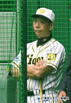 阪神・金本監督ロサリオ一軍昇格条件は「どれだけ変化球についていけるか」