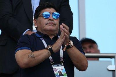 マラドーナ氏、W杯準決勝進出国の移民率の高さに疑問「アフリカから選手を奪っている」