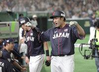 2戦連発の侍ジャパン・柳田を敵将が大絶賛「危険な打者だ」