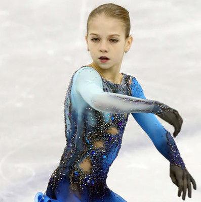 14歳トルソワの衝撃女子初4回転ルッツ成功でV