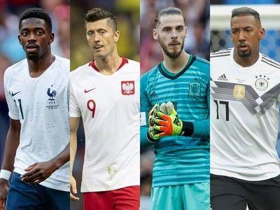 ロシアで最も失望…ドイツから最多4名、英誌がW杯ワーストイレブンを選出