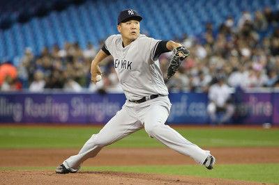 【MLB】田中将大、今季初登板で6回1失点快投13打者連続アウトで白星の権利持ち降板