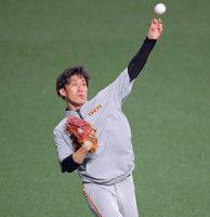【巨人】4連勝へ、吉川光が先発1番は中井…中日戦スタメン発表