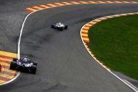 【F1レース速報】スタート直後に多重クラッシュ!3台リタイア/F1ベルギーGP